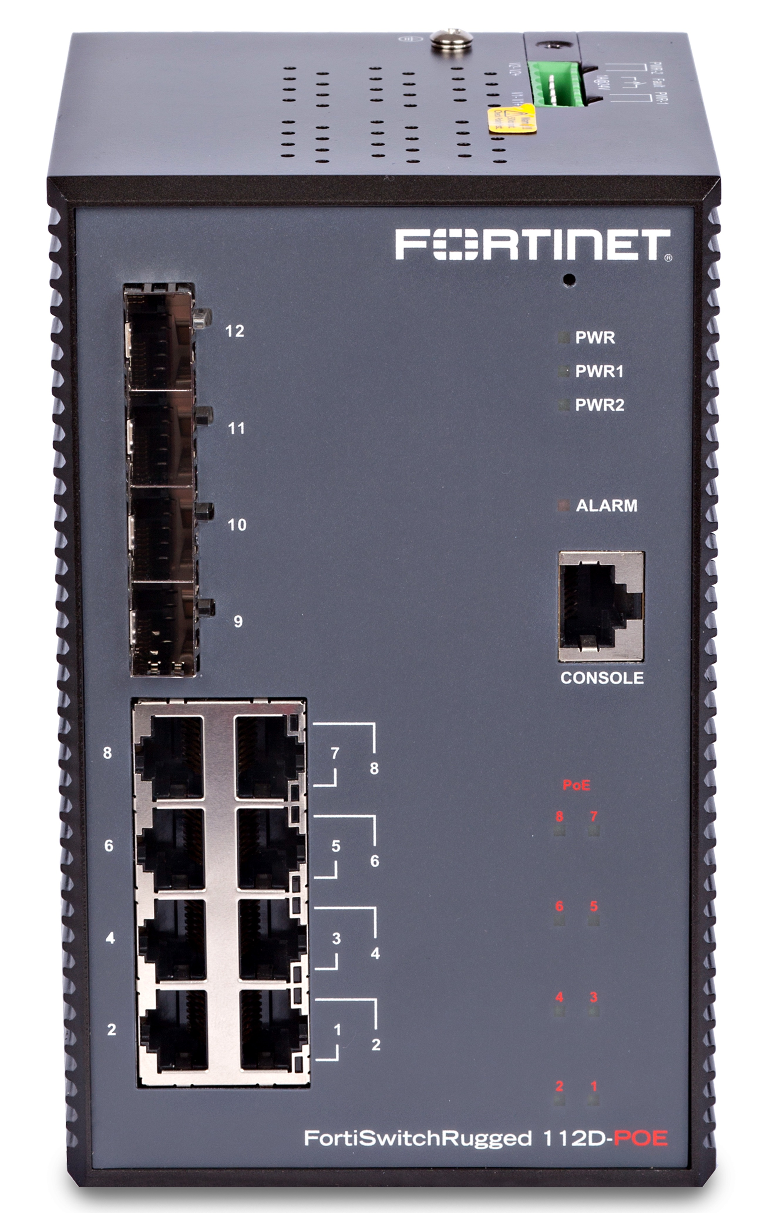 Fortinet Distribution Schweiz - FortiSwitch