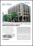 Case Study Fortinet / Switch (PDF)